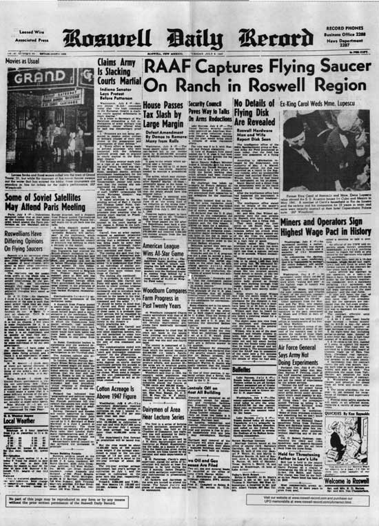 roswell incident essay The roswell incident word count: 2062 approx pages: 8 has bibliography save essay access to over 100,000 complete essays and term papers fully built bibliographies and works cited.